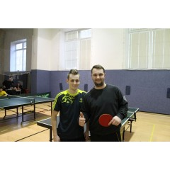 Turnaj neregistrovaných ve stolním tenise - dvouhra mužů - 3. ročník - obrázek 170