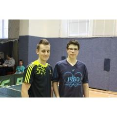 Turnaj neregistrovaných ve stolním tenise - dvouhra mužů - 3. ročník - obrázek 172