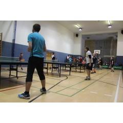 Turnaj neregistrovaných ve stolním tenise - dvouhra mužů (5. ročník) - obrázek 15