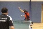 Turnaj neregistrovaných ve stolním tenise - dvouhra mužů (5. ročník) - obrázek 1