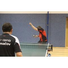 Turnaj neregistrovaných ve stolním tenise - dvouhra mužů (5. ročník) - obrázek 19
