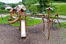 Sportoviště Zubří - Dětská hřiště