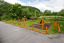 Sportoviště Zubří - Dětké hřiště Starté Zubří