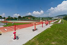 Sportoviště Zubří - Polyfunkční centrum