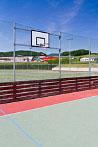 Sportoviště Zubří - Polyfunkční centrum - malé hřiště, basketball