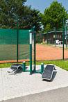 Sportoviště Zubří - Polyfunkční centrum - relaxacní stroj