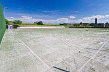 Sportoviště Zubří - Polyfunkční centrum - velké hřiště