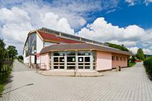 Sportoviště Zubří - Sportovní hala