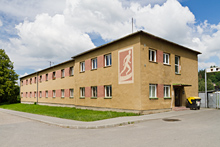 Sportoviště Zubří - Ubytovna